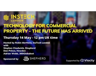 Webcast: Technology for Commercial Property - The Future Has Arrived