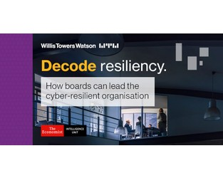 How boards can lead the cyber-resilient organisation