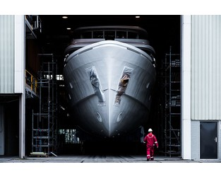Construction of Moonen's 36m Martinique YN199 on track for 2020 delivery - Superyacht Times