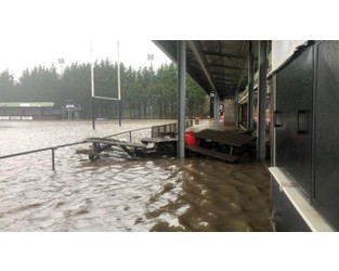Welsh rugby club seeks donations as insurance won't pay out for flood damage