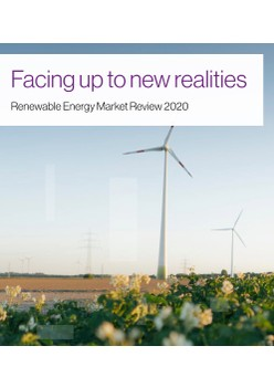 Renewable energy market review 2020
