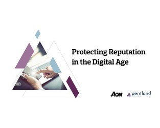 Reputation Risk Study - Impact of Social Media and Cyber Attacks on Shareholder Brand Value