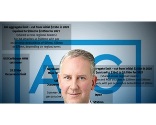 AIG details lower PMLs and reduced reinsurance limit