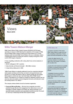 Willis Towers Watson Views