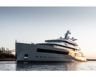 Feadship superyacht Moonrise nearing completion in Holland - Superyacht Times