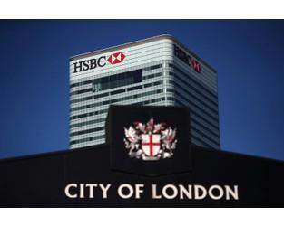 HSBC targets net zero emissions by 2050, earmarks 772 billion pounds green financing - Reuters