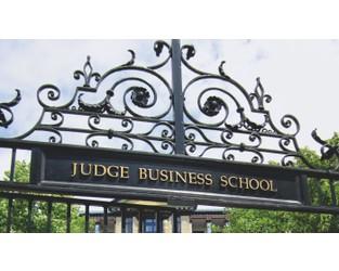 Cambridge University building risk model for large corporates