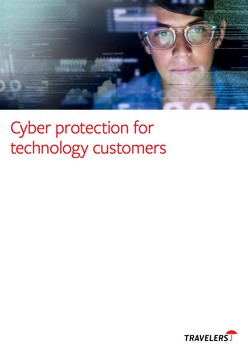 Cyber protection for technology customers