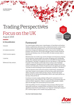 Trading Perspectives - Focus on the UK