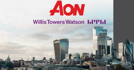 Aon/Willis to divest parts of finpro, cyber and aerospace
