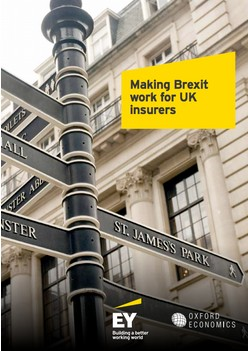 Full Report: Making Brexit work for UK insurers