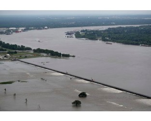 Flooded Mississippi River Still a Threat as Hurricane Season Heats Up
