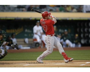 Angels' Mike Trout to have season-ending foot surgery - AP