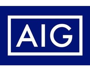 AIG Suspends PAC Activity