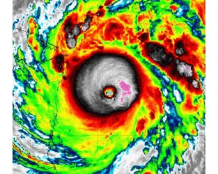 Category 5 Hurricane Iota to Render Catastrophic Winds, Storm Surge & Rainfall to Central America
