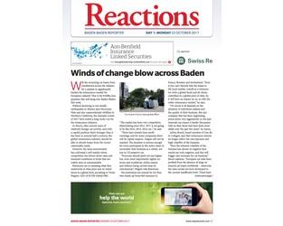 Baden Reporter 2017 - Day 1
