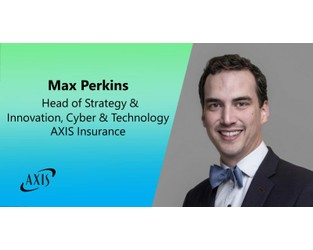 AXIS Strengthens Cyber Team With Strategy and Innovation Hire