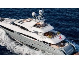 Luxury yacht disabled in Ionian sea - FleetMon