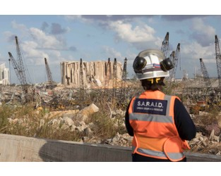 Engineering a response to the Beirut blast - The Engineer