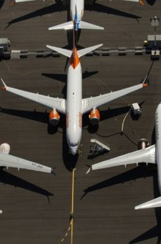 Aviation Industry Braces for Double-Digit Premium Hikes After 737 MAX Groundings