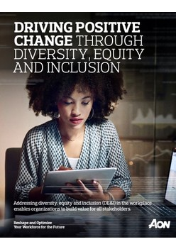 Driving Positive Change Through Diversity, Equity and Inclusion