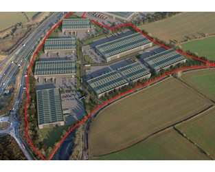Winvic nets 935,000 sq ft M5 business park - Construction Enquirer