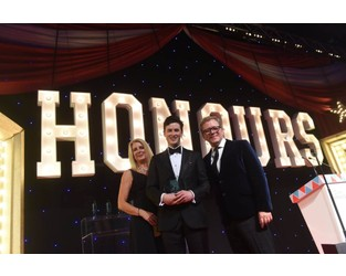 Kieran Giddons wins Young Claims Professional of the Year