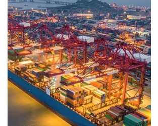 Typhoon closures of Chinese ports risk $14bn in trade, warns Russell Group