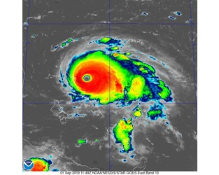 Weather Sentinel: Hurricane Dorian – Category 5 – Landfall in Bahamas, Impacts to US Still Uncertain