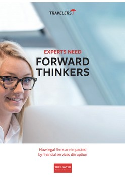 Experts Need: Forward Thinkers
