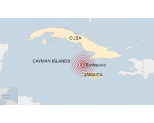 Caribbean earthquake could prompt CCRIF coverage assessment