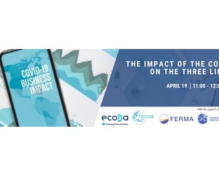 Webcast: Replay of our joint webinar with ecoDa and ECIIA: impact of Covid19 on the three lines of defence