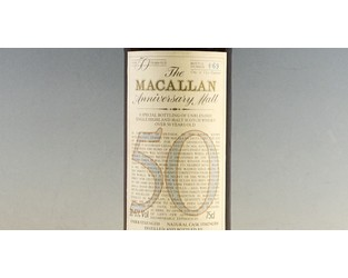 Macallan whisky sold for £57,500 at auction after being bought for just £80 - Daily Record