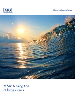 M&A: A rising tide of large claims