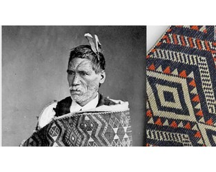 Rare Maori cloak pulled from auction after online threats and abuse - CNN