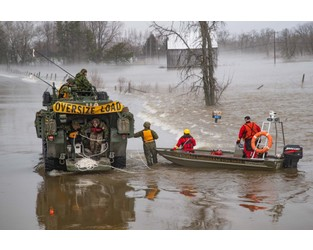 Rising Saint John River frustrating swath of southern New Brunswick - Canadian Underwriter