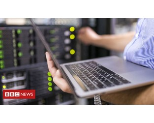 Major websites hit by global outage - BBC