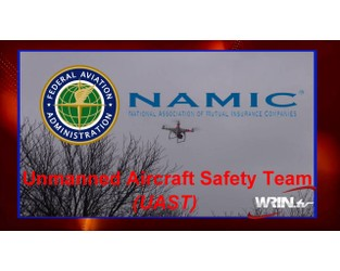 """FAA tries to catch up to drones – appoints NAMIC to """"Safety Team."""" - WRIN.tv"""