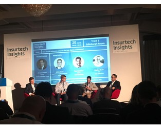 Distributed ledger and data transmission tech key to future reinsurer
