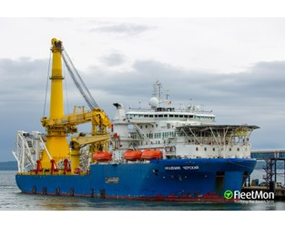 Nord Stream 2: USA threatens port of Sassnitz-Mukran - FleetMon
