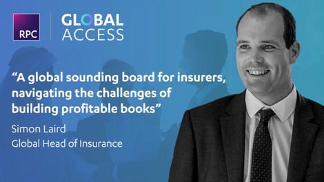 RPC Launches Global Access Lawyers with Cohort of Leading Insurance Law Practices