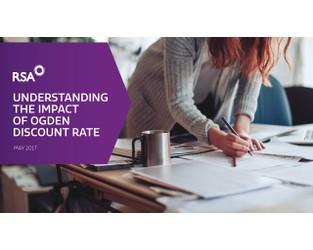 Understanding the Impact of the Ogden Discount Rate webinar