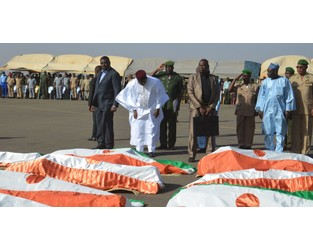 Islamic State claims attack on Niger military that left 71 dead - LA Times