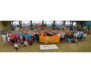 Crawford Netherlands Raises Money for ALS