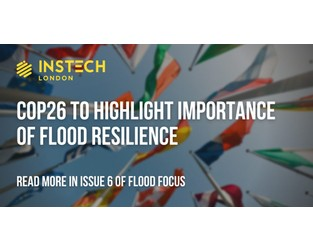 COP26 and flood resilience - Flood Focus Issue 6
