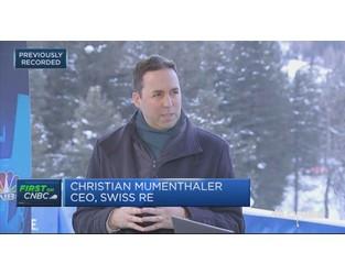 "Recent parametric cat bond a ""really important"" transaction, Swiss Re CEO explains"