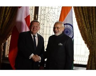 India, Denmark Forge Offshore Wind Alliance - Marine Link