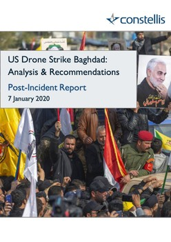 US Drone Strike Baghdad: Analysis & Recommendations