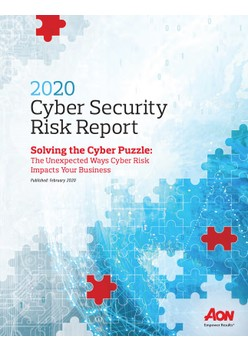 2020 Cyber Security Risk Report