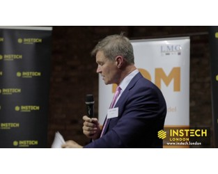 Paul Taffinder, MS Amlin - InsTech London
